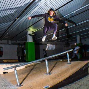 Rollmarkt Skaterhalle Moenchengladbach