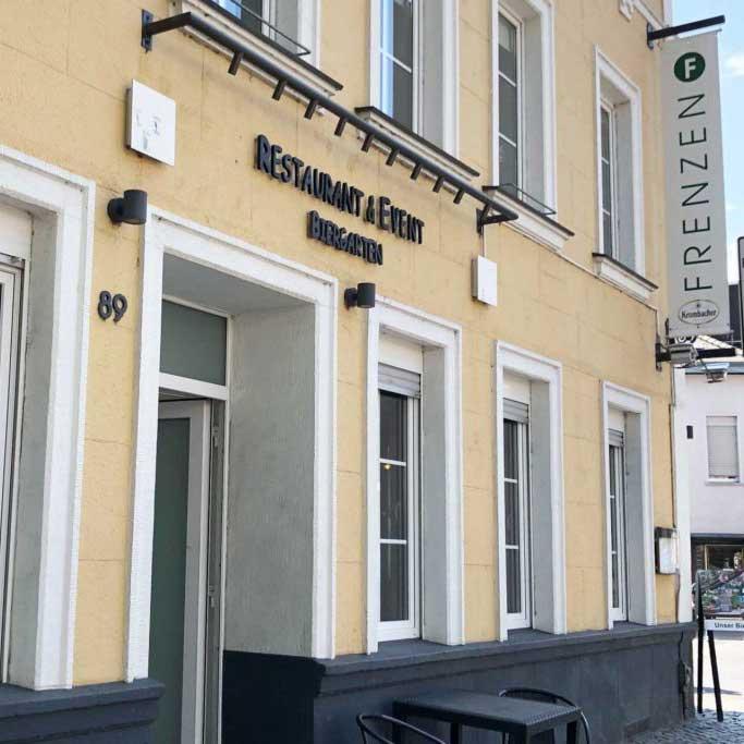 Frentzen Moenchengladbach