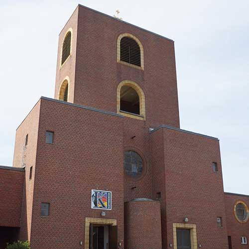 Kletterkirche Mönchengladbach