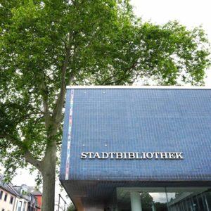 Stadtbibliothek Moenchengladbach