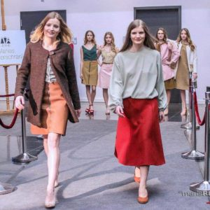 Modeshow Swinging Sixties