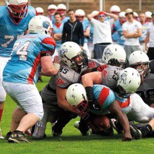 American Football spielen