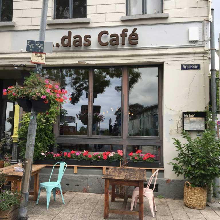 Das Cafe Moenchengladbach