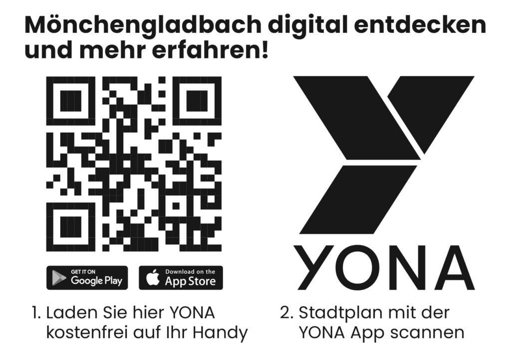 YONA QR Code