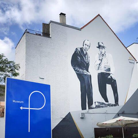 Beuys Tour YONA App