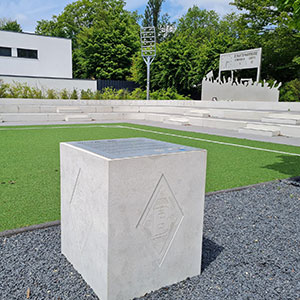 Bökelberg Gedenkstätte Denkmal