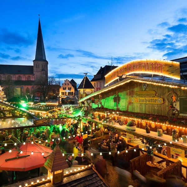 Weihnachtsmarkt Moenchengladbach