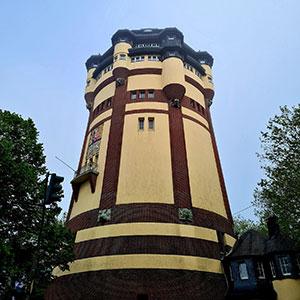 Wasserturm Mönchengladbach Viersener Straße